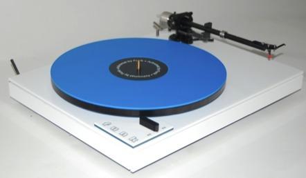 Funk Firm Achromat Turntable Mat 3mm Scott Nangle Audio