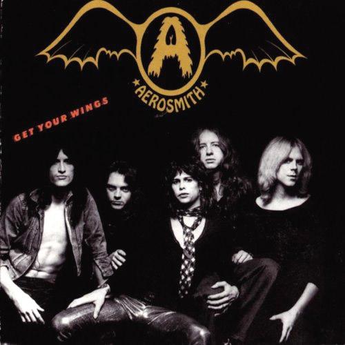 Get Your Wings Vinyl LP