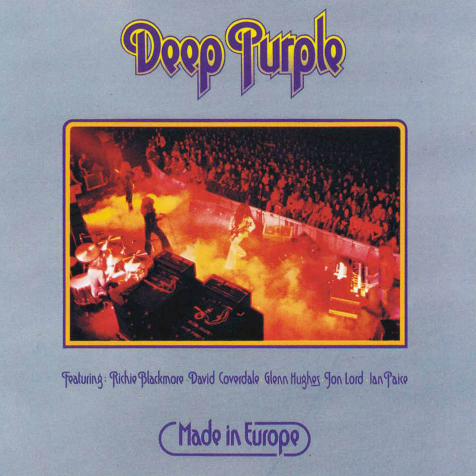 Deep Purple Made In Europe 180g Vinyl Lp