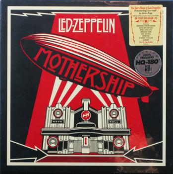 Led Zeppelin Mothership 4 X Vinyl Lp Box Set R1 344700 Ebay