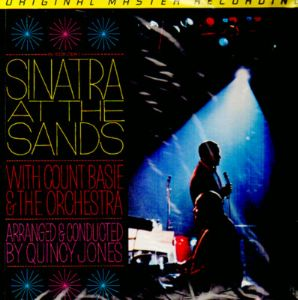 Frank Sinatra Sinatra At The Sands 180g Vinyl Lp S Ebay