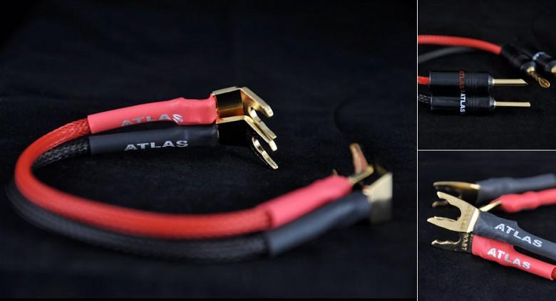atlas speaker jumper cables. Black Bedroom Furniture Sets. Home Design Ideas
