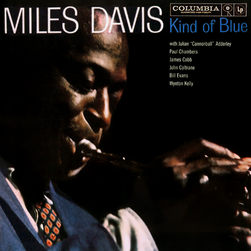 Miles Davis Kind Of Blue Vinyl Lp