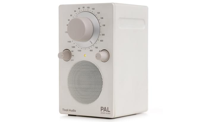 tivoli pal am fm portable audio laboratory pearl white ebay. Black Bedroom Furniture Sets. Home Design Ideas