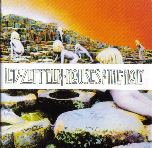 Led Zeppelin - Houses of the Holy - LPHouses Of The Holy Album Cover