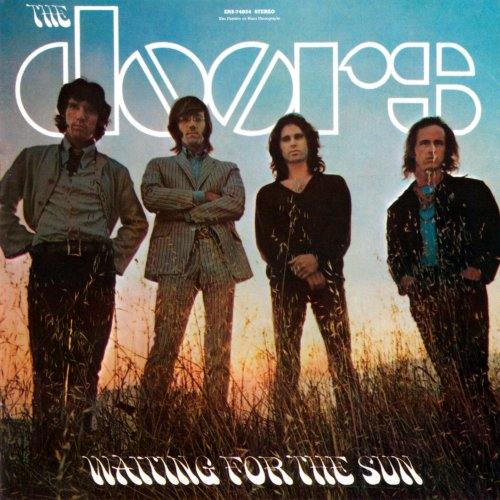 Not To Touch The Earth  sc 1 st  Analogue Seduction & The Doors - Waiting For The Sun 2 x Vinyl LP