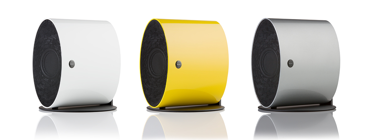 Musical Fidelity Speakers