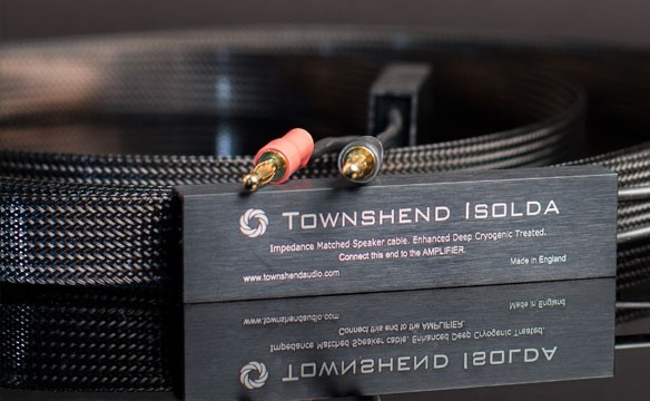 Townshend Speaker Cables