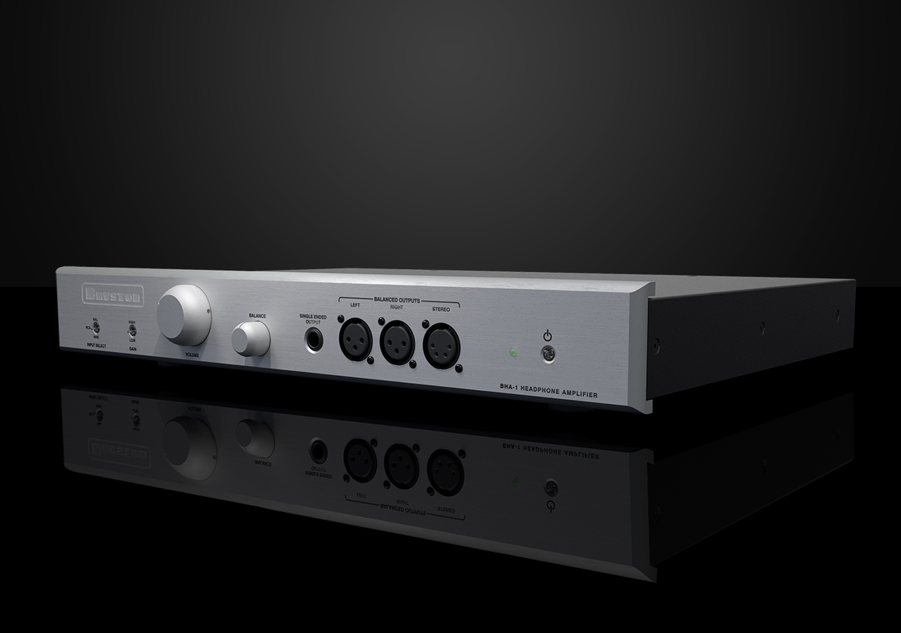 Bryston Headphone Amplifiers