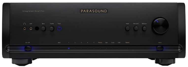 Parasound Integrated Amplifiers