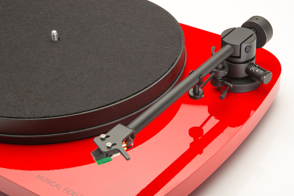 Musical Fidelity Turntables