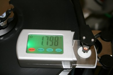 Precision Digital Stylus Force Gauge