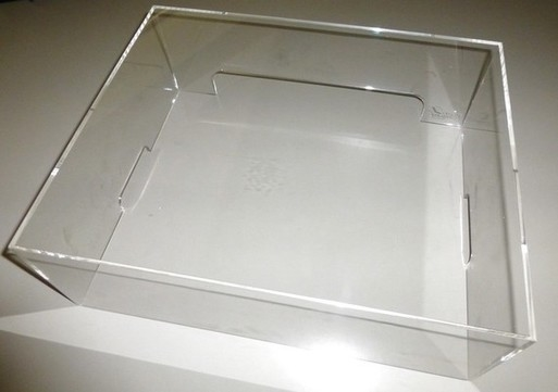 Turntable Acrylic Dust Cover 420 X 360 X 160 Mm