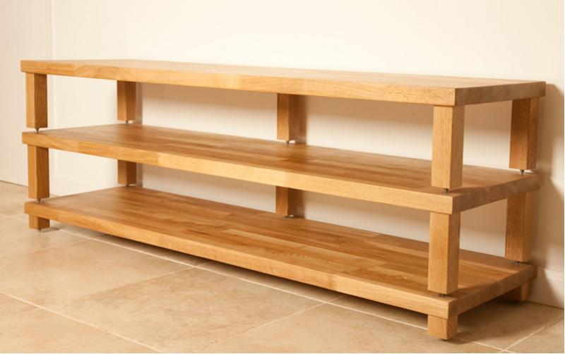 hi fi racks podium xl v 1200x400mm equipment stand per tier. Black Bedroom Furniture Sets. Home Design Ideas