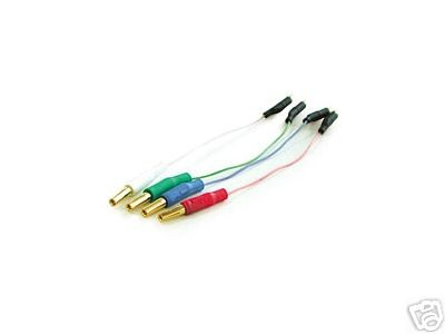 Clearaudio Headshell Leads