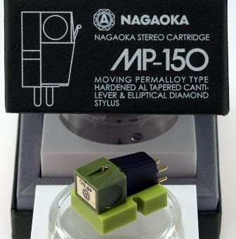 Nagaoka MP150 phono cartridge