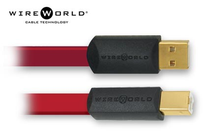 WireWorld Starlight USB A to B Cable 5.0m - Brand New Old Stock