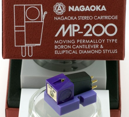 Nagaoka MP200 Cartridge