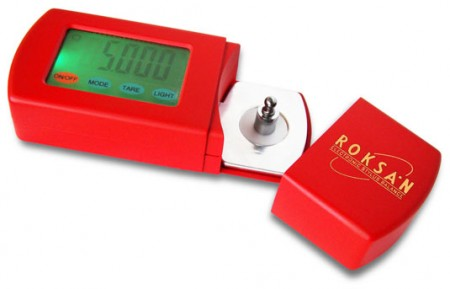 Roksan Digital Stylus Force Scales