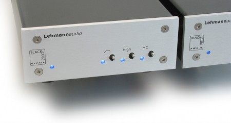 Lehmann Audio Black Cube Decade MM/MC Phono Stage