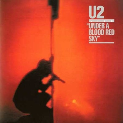 U2 Under A Blood Red Sky 180g Vinyl Lp