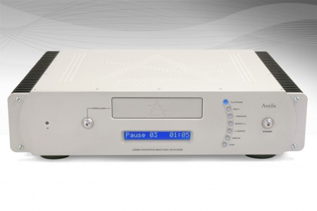 Leema Acoustics Antila IIS Eco CD player