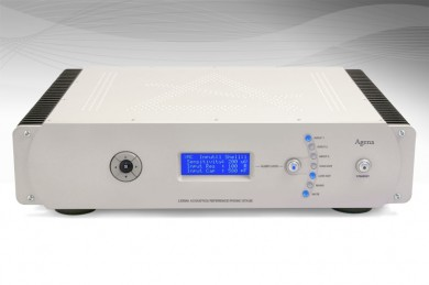 Leema Acoustics Agena Reference MM/MC Phono Stage