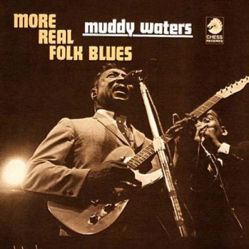 Muddy Waters - More Real Folk Blues Vinyl LP