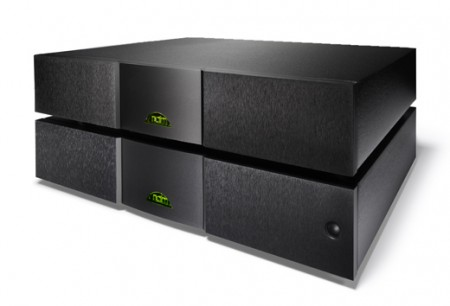 Naim NAP 300 DR Power Amplifier and Power Supply