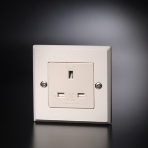 Furutech FP-1363-S UK Mains Single Wall Socket