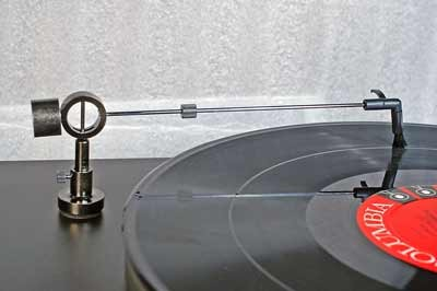 Tonar NoStatic Record Cleaning Arm