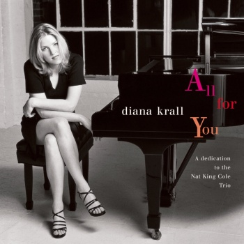 Diana Krall - All For You 2x 45RPM Vinyl LP - ORG006-45