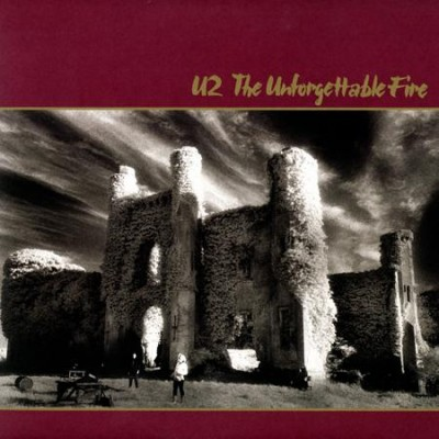 U2 - The Unforgettable Fire 180g Vinyl LP (AISL792416)