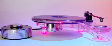 Funk Firm Saffire III Turntable