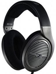 Sennheiser HD518 Headphones