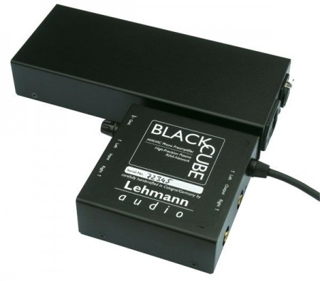 Lehmann Audio Black Cube SE Phono Stage (With PWX PSU)