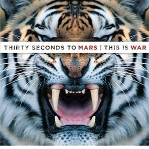 Thirty Seconds to Mars - This is War Vinyl LP