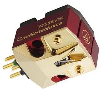 Audio Technica AT-33 EV Moving Coil Cartridge