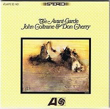John Coltrane & Don Cherry - The Avant-Garde Vinyl LP