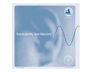 Clearaudio Trackability Test Record