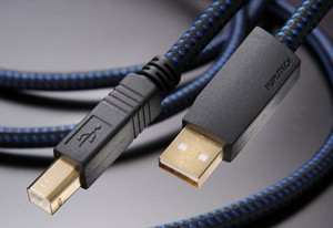 Furutech ADL Formula 2 Audiophile USB Cable 0.6m (A to B)