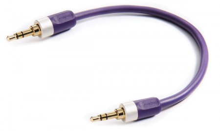 Furutech iD-35SP Portable Audio Device Cable 3.5mm to 3.5mm