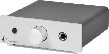 Pro-Ject Head Box S Dedicated Headphone Amplifier - Ex Demonstration