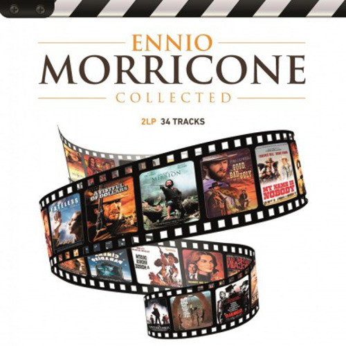 Ennio Morricone - Collected Double 180g Vinyl LP
