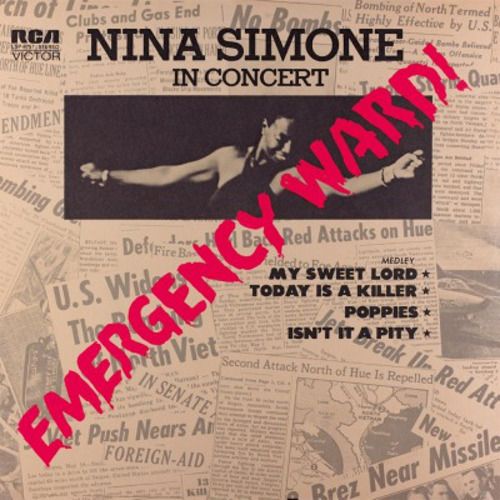 Nina Simone - Emergency Ward! - 180 Gram Vinyl LP
