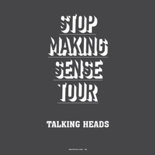Talking Heads - Stop Making Sense Tour Music CD (BRR5003)