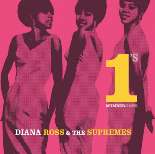 Diana Ross & The Supremes - Number Ones - 2x 180g Vinyl LP (MOVLP1336)
