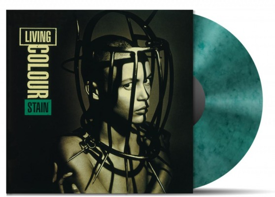 Living Colour - Stain - 180g Ltd Edition Coloured Vinyl LP (MOVLP1346)