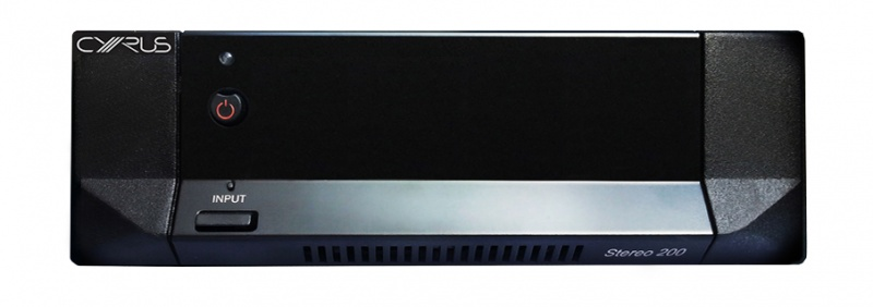 Cyrus Stereo 200 Power Amplifier