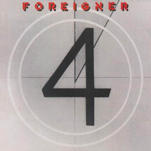 Foreigner - 4 Vinyl LP